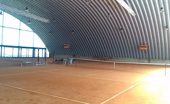 copertura tennis