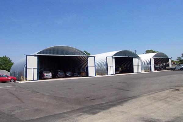 L'Hangar per eccellenza